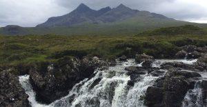 Seadrift, Self-catering, Dornie - Sligachan, Skye - favourite walk