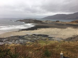 otters seadrift B&B walking highlands